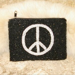 K.C. Malhan beaded Coin Purse